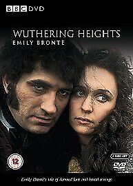 Wuthering Heights Dvd Ken Hutchinson Brand New & Factory Sealed
