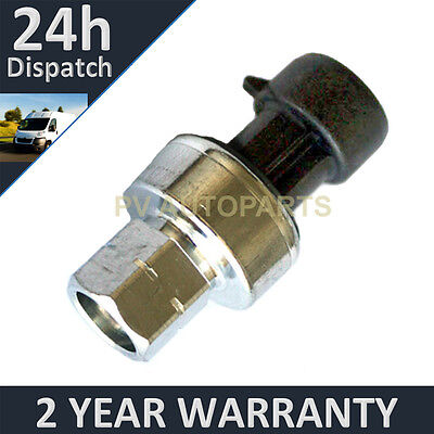 For Saab 9-3 9-5 Vauxhall Vectra Zafira Signum Air Conditioning Pressure Switch