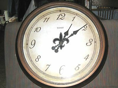 CLOCK 24 INCHES ONE OF A KIND