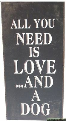 All You Need Is Love & A Dog Magnet