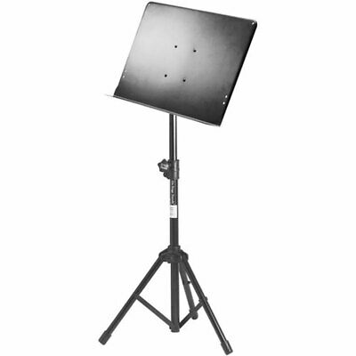 On-Stage SM7211 Professional Conductor Music Stand With Tripod Folding Base