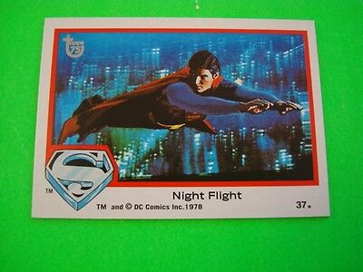 """2013 TOPPS 75TH ANNIVERSARY POP CULTURE """"SUPERMAN THE MOVIE"""" BASE CARD #74"""