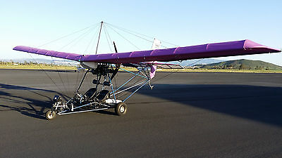 Quicksilver ultralight MXII sport