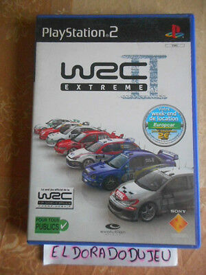 ELDORADODUJEU > WRC II EXTREME Pour PLAYSTATION 2 PS2 VF COMPLET TBE