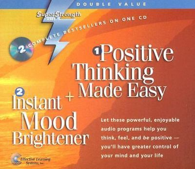 Positive Thinking Made Easy / Instant Mood Brightener - Griswold, Bob