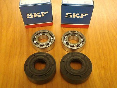 SKF crank crankshaft bearings and oil seals for Husqvarna 340 345 350 NEW