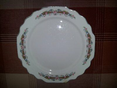 182A One (1) Lido W. S. George Dinner Plate