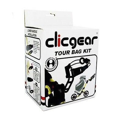 NEW 2015 Clicgear Tour Bag Converter Bracket Kit
