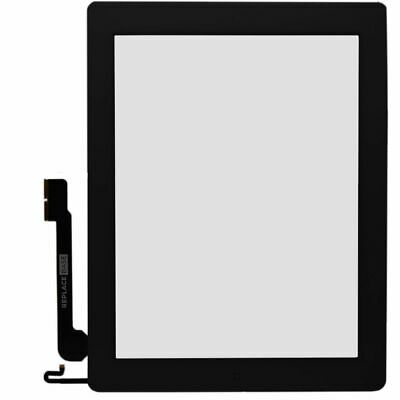 Screen Digitizer For Apple iPad 4 Retina Black Replacement Touch Glass Assembly