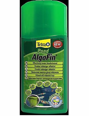 TETRA ALGOFIN FISH POND TREATMENT 1000ML - Posted Today if Paid Before 1pm