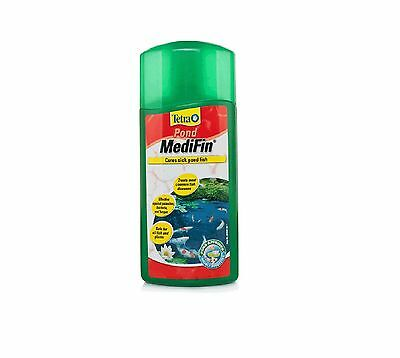 TETRA MEDIFIN GARDEN FISH POND TREATMENT 500ML - Posted Today if Paid Before 1pm