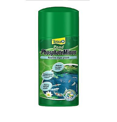 TETRA PHOSPHATE MINUS FISH POND TREATMENT 500ML- Posted Today if Paid Before 1pm