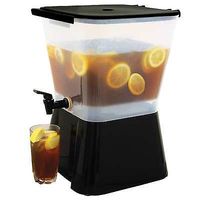 Daily Chef TableCraft 3 Gallon Beverage Dispenser Food Service Juice Iced Tea
