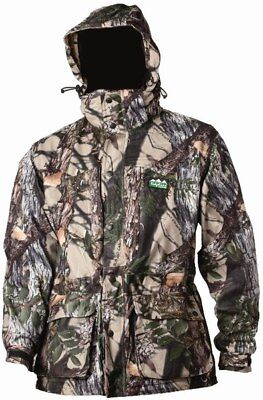 Ridgeline Torrent II Waterproof Hunting Jacket Buffalo Camo CLEARANCE RRP $299.9