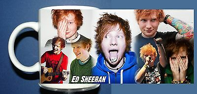 ED SHEERAN - Photo collage Coffee Mug