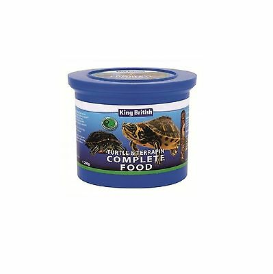 King British Turtle Food 200g - Posted Today if Paid Before 1pm