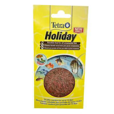 TetraMin Holiday (for up to 14days) 30g - Posted Today if Paid Before 1pm