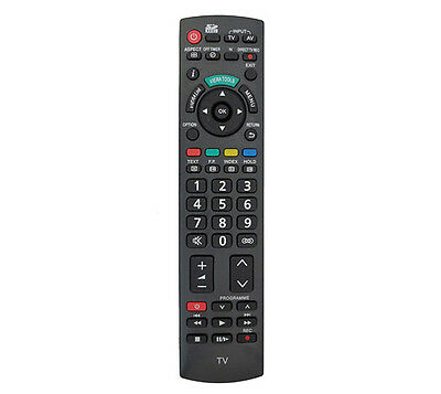 Replacement remote Control for Panasonic Viera TV N2QAYB000350