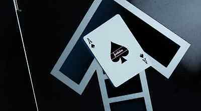 Black Fontaine Playing Cards New Deck