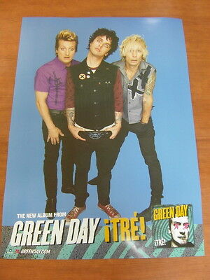 Green Day - Tre! [Official] Poster *new*