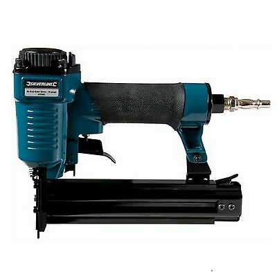 10-32mm AIR BRAD NAILER 18 GAUGE IDEAL FOR SECOND FIX WORKING , WARRANTY