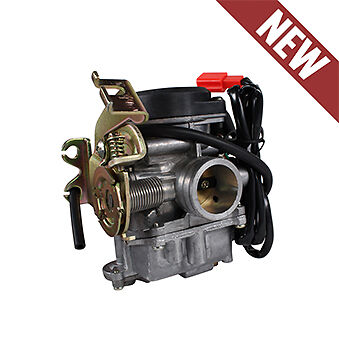 PERFORMANCE CARBURETOR 26mm FOR CHINESE SCOOTERS WITH 150cc GY6  MOTORS