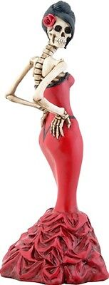 NEW! Day of the Dead Wedding Ballroom Girl Figurine DOD Collectible Statue 8172