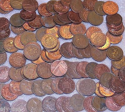 £5 Great Britain UK 10 Pence 10p Mixed Dates Lot 50 Coins Legal Tender England