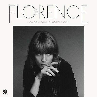 Florence and the Machine - How Big, How Blue, How Beautiful - CD Album