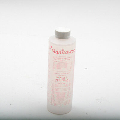 Manitowoc Ice Machine Sanitizer - 94-0565-3 16oz Bottle 000005164