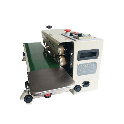 Best quality Continuous Auto Sealing Machine  Horizontal PVC Membrane Bag 110V