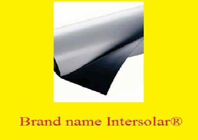 "12"" x 5' roll flexible White Magnetic Car Vehicle advertising sheet sign vinyl"
