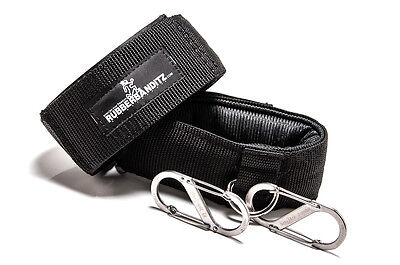 Rubberbanditz Ankle Cuff Grips and Carabiners For Resistance Band Training