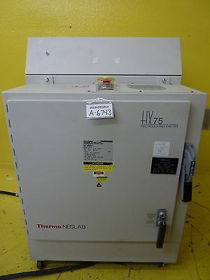 HX+75 A Thermo Electron 386105021704 Recirculating Chiller Used Tested Working