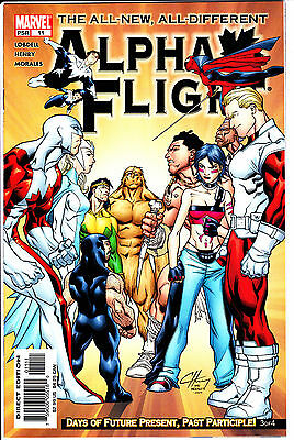 Marvel Comics ALPHA FLIGHT 3rd Series 2005 #11 VF/NM