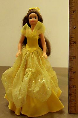 Disney Belle Doll w/ musical doll stand - Beauty & the Beast doll - Lovely Doll!