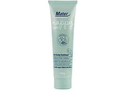 Mater Nappy Balm: repels wetness, soothes and calms skin, inspired by vernix