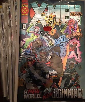 Marvel comics X-Men Age of Apocalypse Vol. 1 (1995)
