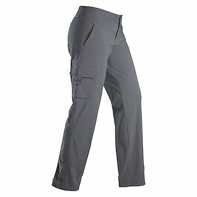 Kathmandu Miro Womens quickDRY Pants Trousers Stretch Travel Cargo Recycled New
