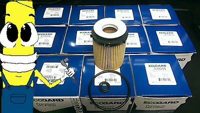 Premium Oil Filter for Mercedes Benz CLA45 AMG with 2.0L Turbo Engine 2015 CS-12