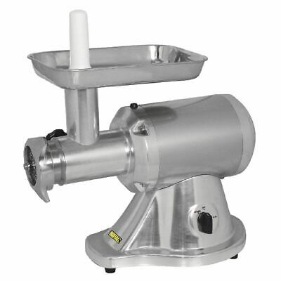 Buffalo Heavy Duty Meat Mincer Silver Colour 250 kg/hr
