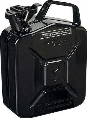 Sealey Jerry Can 5ltr - Black