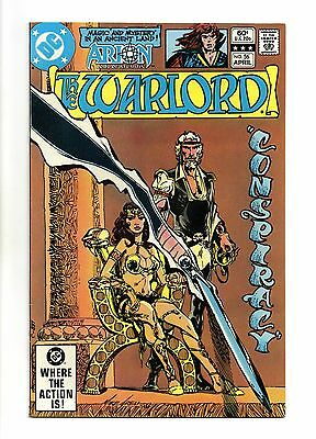 Warlord Vol 1 No 56 Apr 1982 (VFN+) DC, Modern Age (1980 - Now) Inc: Arion
