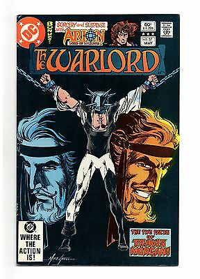 Warlord Vol 1 No 57 May 1982 (VFN+) DC, Modern Age (1980 - Now) Inc: Arion