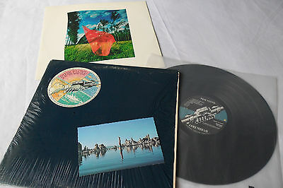 PINK FLOYD Original 'Wish You Were Here' 1st Press LP in SHRINK + POSTCARD