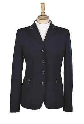 Caldene Cadence Girls Stretch Horse Riding Competition / Show Jacket ALL SIZES