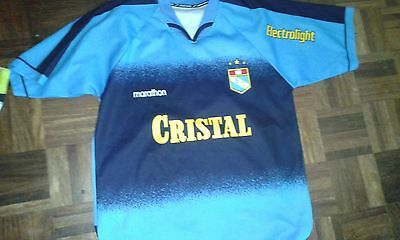 Sporting Cristal M 57ctms Camiseta Futbol Football Shirt
