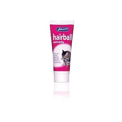 Johnsons Cat Hairball Prevention Remedy 50g - Posted Today if Paid Before 1pm