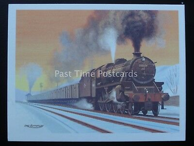 No.25 LMS CLASS 5 History of Britains Railways - Player/Tom Thumb 1987