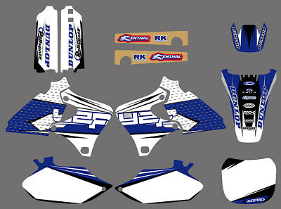 Decals Graphics Backgrounds For Yamaha Yz250F Yz400F Yz426F 1998 99 00  2001 02